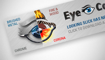 Eye Candy Online Ad