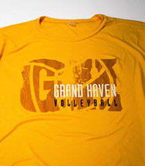Grand Haven Volleyball : T-Shirts