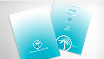 Hilton Head Health : Pocket Folder